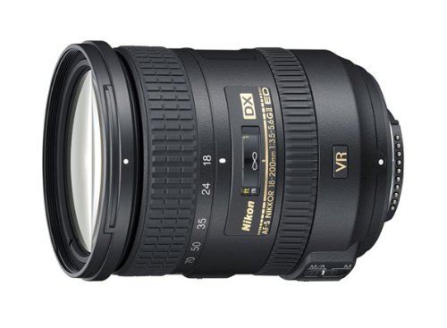nikon 18-200mm lens, nikon lens