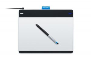 wacom intuous medium pen and tablet Amazon hacking photography mike newton