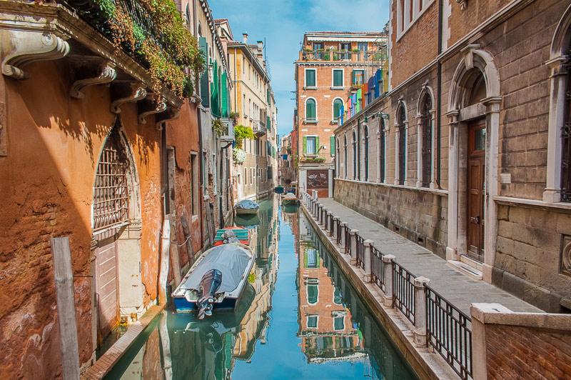 HDR Lightroom Tutorial Venice
