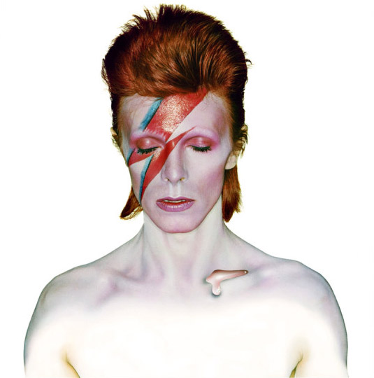 Brian Duffy David Bowie no Frame