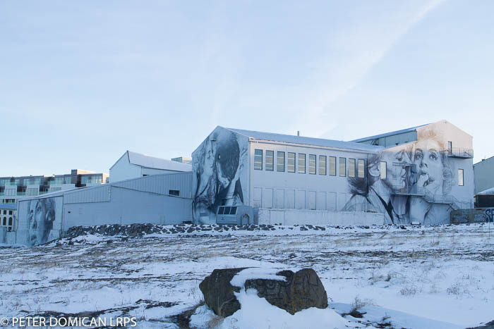Reykjavik, Monthly Edit, hacking photography, peter domican, snow,