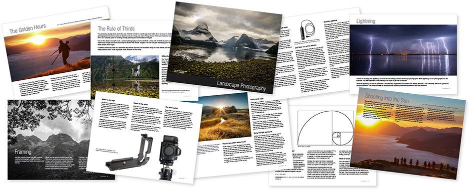 the photography tutorial ebook picture correct